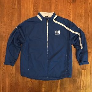 Men's 2X NFL NFC NY GIANTS FOOTBALL Jacket